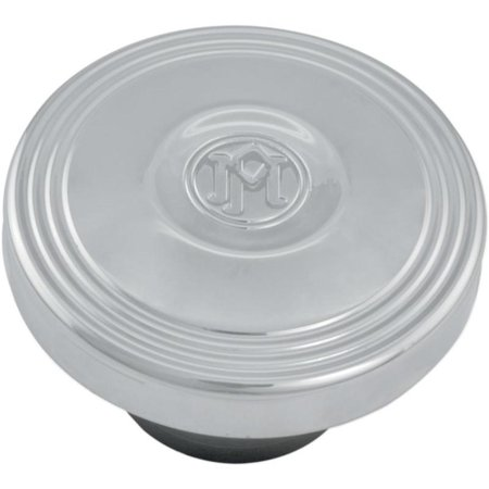 - Performance Machine 0210-2019MRC-CH Merc Dummy Gas Cap - Chrome