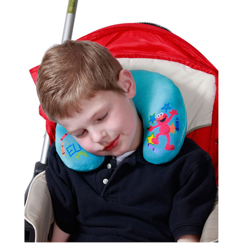 Sesame Street - Travel Neck Pillow