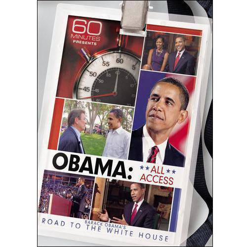 60 Minutes Presents: Obama: All Access - Barack Obama's Road To The White House (Full Frame)