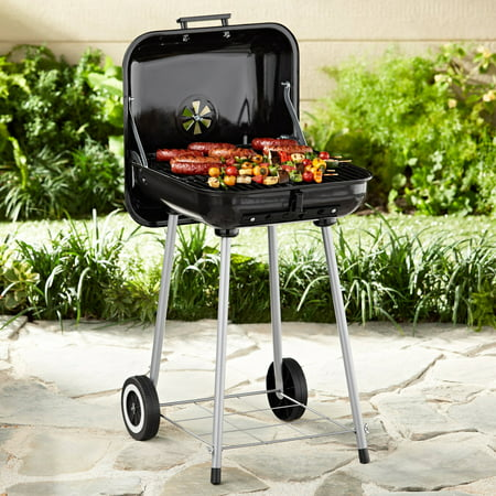 Expert Grill 17.5-Inch Charcoal Grill - Black Market Bar And Grill Halloween