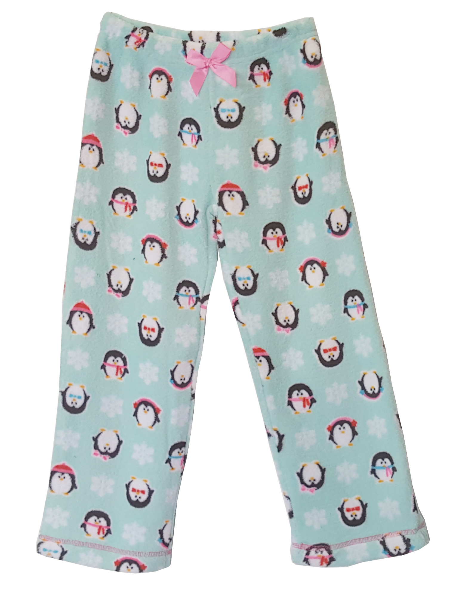 Popular Girl's Fuzzy Fleece Pajama Pants