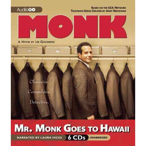 Mr. Monk Goes to Hawaii