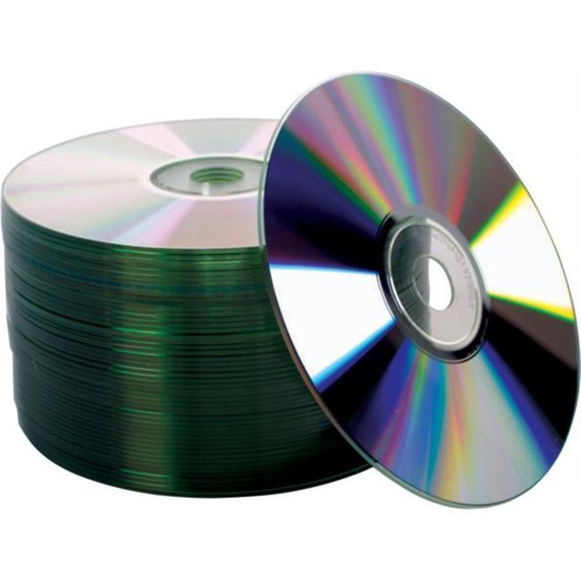 New Imation CD-R, 80 min, 29652, 700MB, 52X Silver Metalized to Hub, 100pk Cake Box