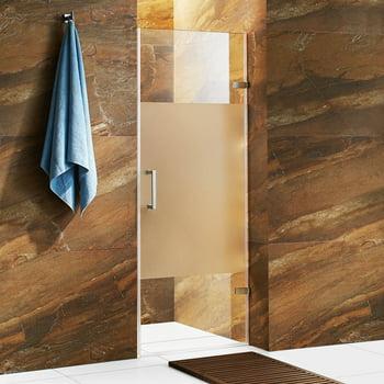 Vigo SoHo Frameless Pivot Shower Door