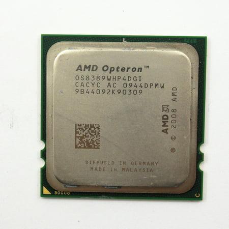 AMD Opteron 8389 2.9GHz CACYC Quad Core Processor OS8389WHP4DGI