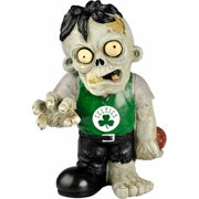Forever Collectibles NBA Resin Zombie Figurine, Boston Celtics