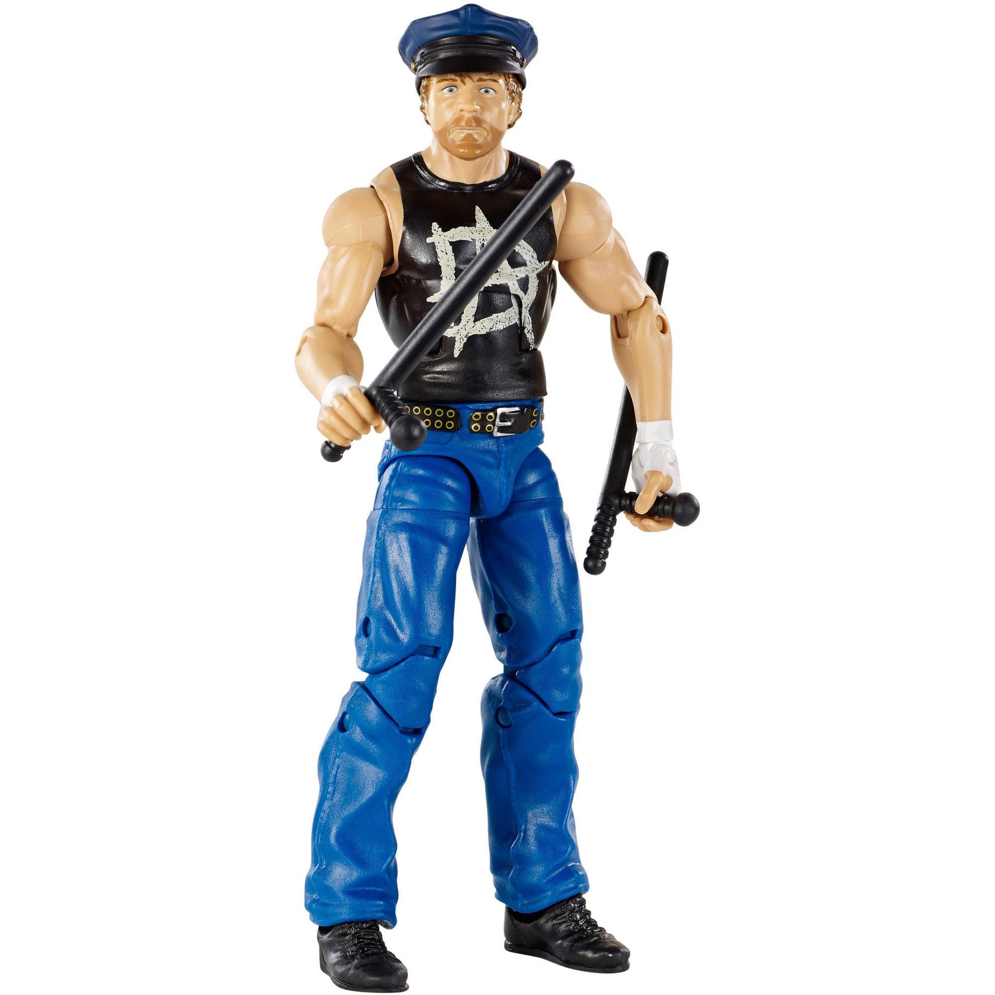 WWE Elite Dean Ambros Figure