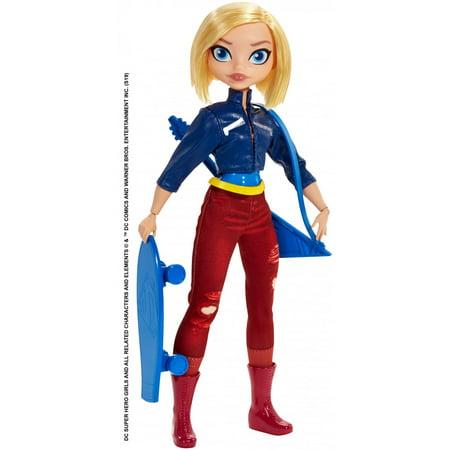 DC Super Hero Girls Teen To Super Life Supergirl Doll (Big Hero 6 Doll)
