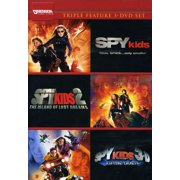 Spy Kids 1-3 by Lionsgate