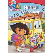 Dora The Explorer: Musical School Days (Full Frame) by PARAMOUNT HOME VIDEO