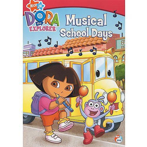 Dora The Explorer: Musical School Days (Full Frame)