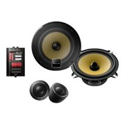 Pioneer TS-D1330C - D-Series - speaker - for car - 35 Watt - 2-way - component