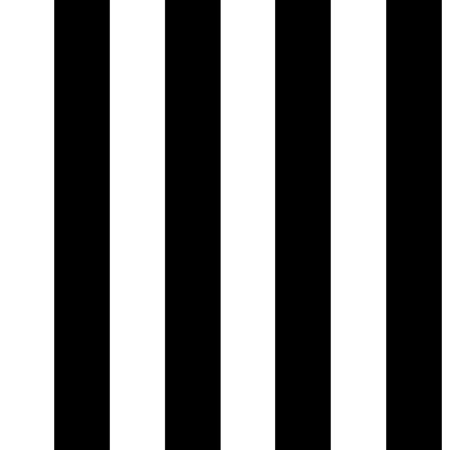 Pattern Stripe Wallpaper (Graham & Brown Monochrome Stripe Wallpaper )