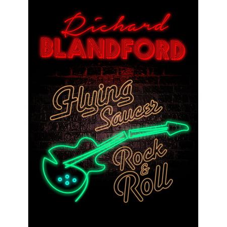 Flying Saucer Rock & Roll - eBook