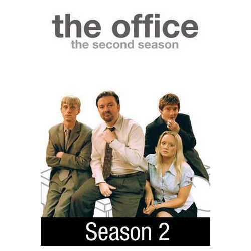 The Office [UK]: Season 2 (2002)