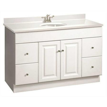 Design House Wyndham 48'' Bathroom Vanity Base - Walmart.com on bath vanity designs, 36 vanity designs, corner bathroom vanity designs, vanity set designs, bathroom cabinet designs,