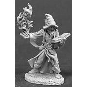 Reaper Miniatures Domur Hunters Moon #02007 Dark Heaven Legends Unpainted Metal
