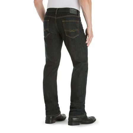 bac85e11 Signature by Levi Strauss & Co. - Men's Bootcut Jeans - Walmart.com
