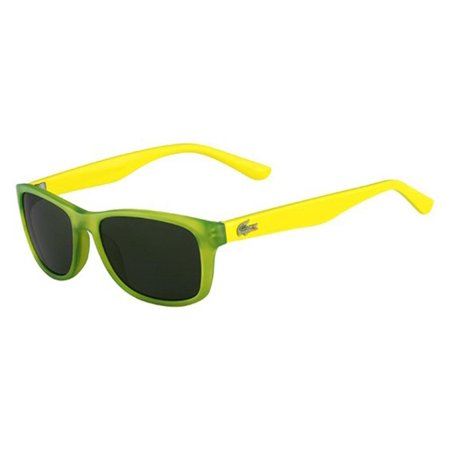 3603239b0221 Lacoste - L3601s-315-50 Kid's Rectangle Translucent Green - Walmart.com