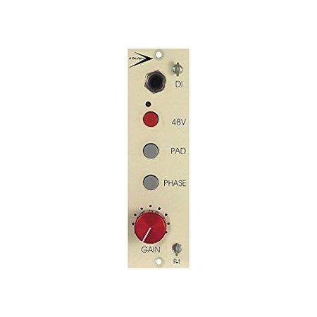 Pro Channel Tube Mic Preamp - A Designs P1 Single Channel Microphone Preamp Module