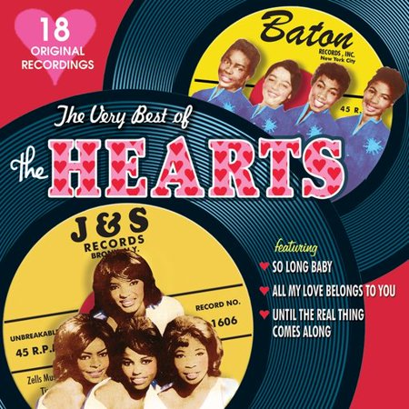 The Very Best Of The Hearts (The Very Best Of Restless Heart)