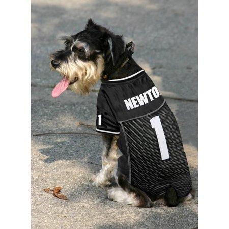 buy online fd8de 349a4 NFLPA Cam Newton Carolina Panthers Pet Jersey