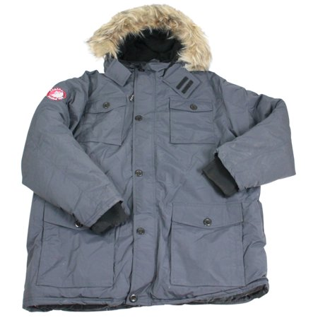 dcfe32c49 Canada Weather Gear - Canada Weather Gear Goose Men's Vestee Down ...