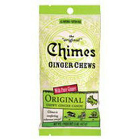 China Ginger - Original Ginger Chews Chimes 1.5 oz Bag