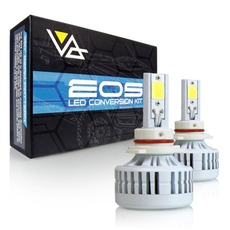 Project RA 80W 8000LM EOS 9006 LED Headlight Conversion Kit - 6000K Cool White LED