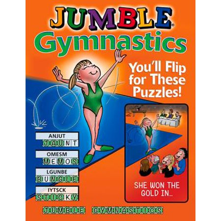 Jumble® Gymnastics : You'll Flip for These