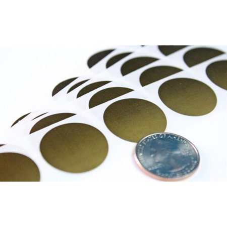 Round Scratch Off Labels Stickers - 1