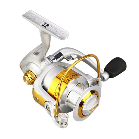 【LNCDIS】Fishing Reel BL1000-7000 5.5:1 Fishing Spinning Reels Metal 12BB Fly Wheel For thumbnail