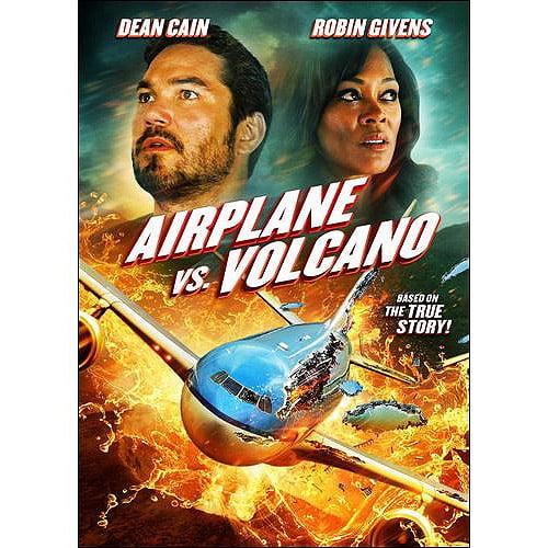 Airplane Vs. Volcano (Blu-ray) (Widescreen)