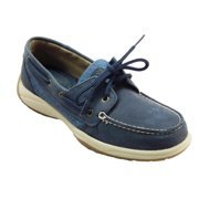 Sperry Top-Sider Intrepid Womens Blue Cogna Boat Shoes
