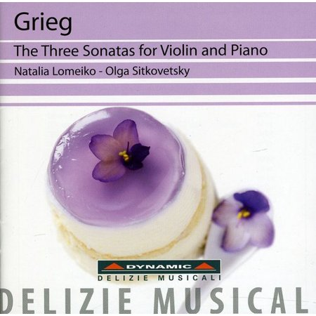 Three Piano Sonatas (Three Sonatas for Violin & Piano )