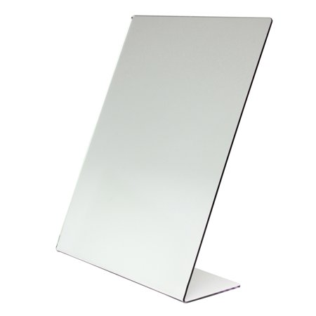 Acrylic One-Sided Mirror Adjustable Louver Acrylic Mirror
