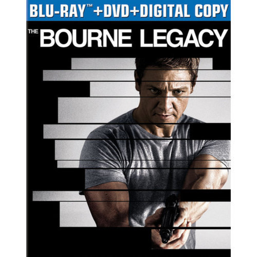 The Bourne Legacy (Blu-ray + DVD + Digital Copy) (With INSTAWATCH) (Widescreen)