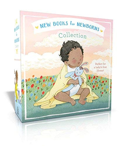 New Books for Newborns Collection (Good Night, My Darling Baby; Mama Loves You So; Blanket of Love; Welcome Home, Baby!) - image 1 de 1