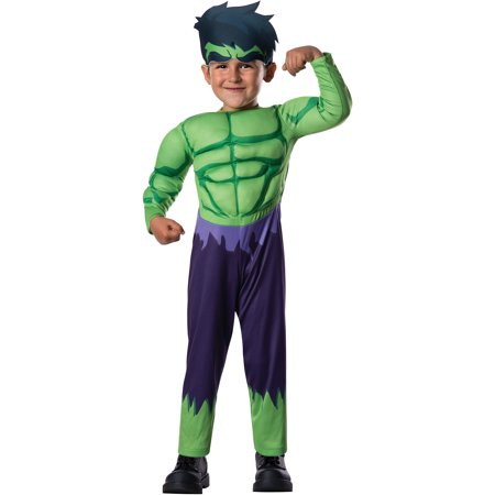 Avengers Hulk Toddler Halloween Costume](Cute Unique Toddler Halloween Costumes)