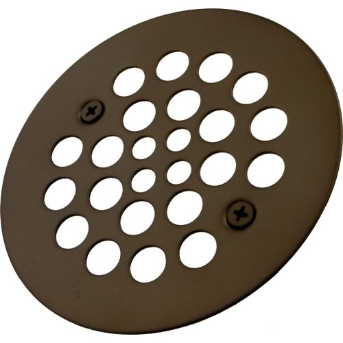 "Monogram Brass MB-SDC-500 4-1/4"" Decorative Shower Strainer"