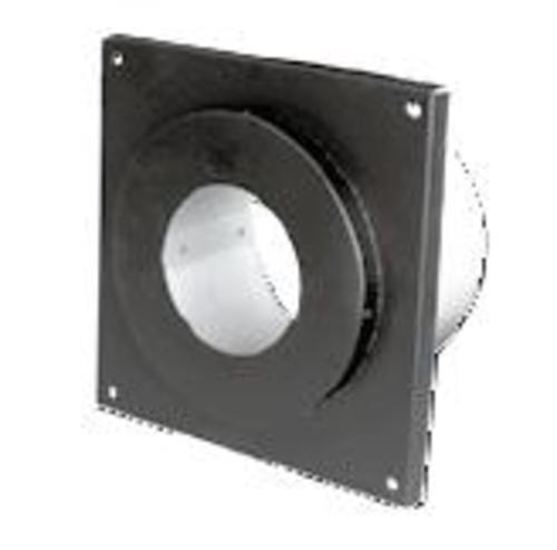 "DuraVent 3PVP-FS 3"" Inner Diameter - PelletVent Pro Type L Chimney Pipe - Double Wall - 9"" Firestop"