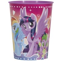 16oz My Little Pony Plastic Cup by Unique Industries