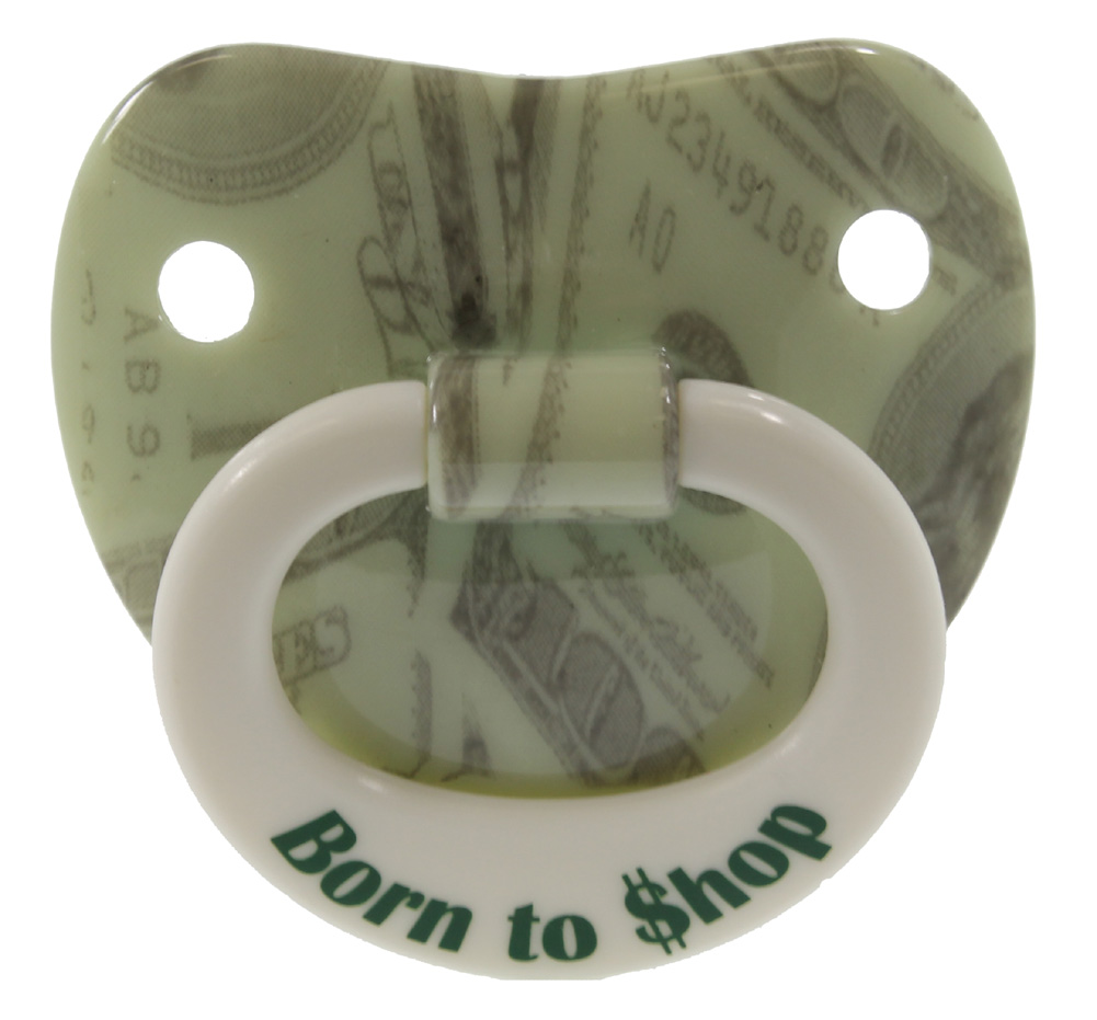 BILLY BOB PACIFIER - Born to Shop - INFANT ACCESSORY
