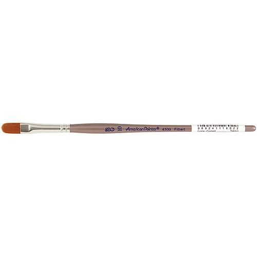 Loew-Cornell ® American Painter Brush, Filbert #10