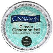 Keurig Classic K-Cups, Cinnabon Cinnamon Roll, 24 Count
