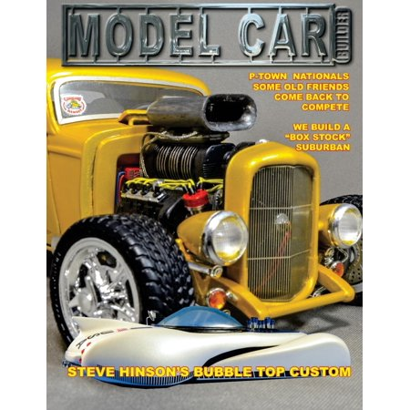 Model Car Builder No. 29: Tips, How-To's, Feature Cars, Events Coverage! (Paperback)