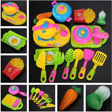 Colorful Baby & Toddler Learning Toy Development and Educational Gift Building Bricks Toys/Musical Kit / Kitchen toy for Preschoolers Baby Newborn Kids Boys Girls Infant Children  - image 8 de 10