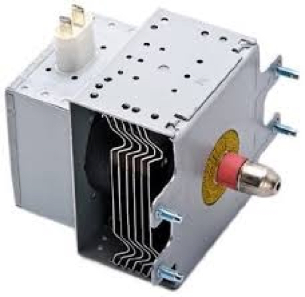 WB27X10939: Magnetron For General Electric Microwave Oven