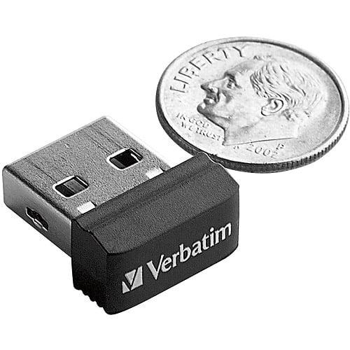 Verbatim Store n Stay 8GB USB Drive