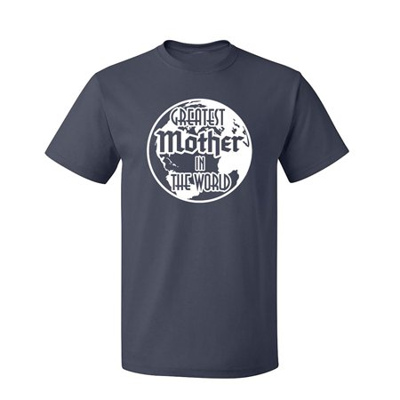 Fasciino - Greatest Mother in the World T-Shirt